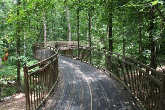 S-Bridge at Garvan Woodland Gardens