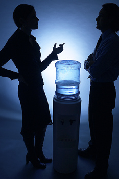 Water-Cooler Conversation